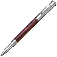 SPLENDOR ROLLER Crome/deep red